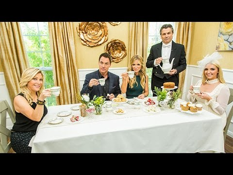 How To - Rydel Lynch's Afternoon Tea Tips - Hallmark Channel