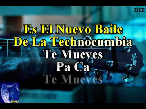 karaoke  Techno Cumbia  Selena