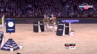 Gambar cover Roger Yves Bost - Castle Forbes Cosma - Speed Challenge at CSI5* Paris 2012