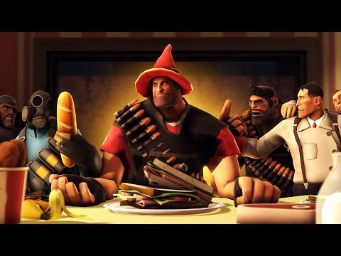 [TF2] The Hoovys Last Supper