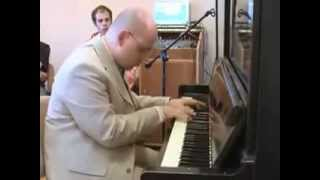 Boris Moskvitin. Indian Ragas on Piano. Krishna Temple Hall. 2008, Moscow