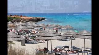 """Лучшие отели кипра. Нисси Бич Ресорт. Самый лучший пляж на Кипре - Nissi Beach в Айа-Напе"""""""