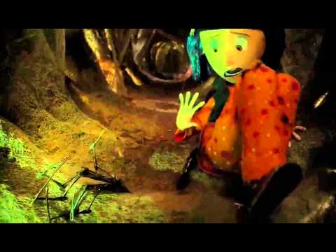 Coraline (2009) Don't leave me!