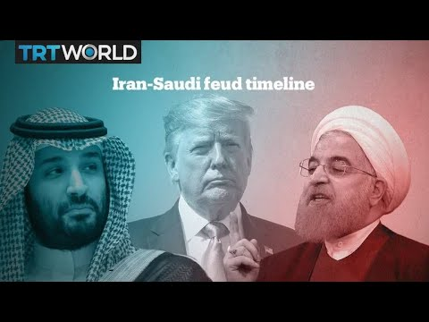 A timeline of the Iran-Saudi flare-up