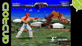 Fighter Destiny 2 | NVIDIA SHIELD Android TV | Mupen64Plus AE Emulator [1080p] | Nintendo 64