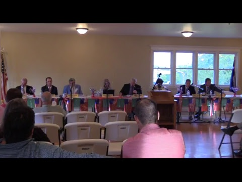 Chester County Council Meeting 6-5-2017 (Part A)