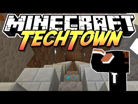 Minecraft TechTown - VERSTEH NUR BAHNHOF #70 | DEBITOR