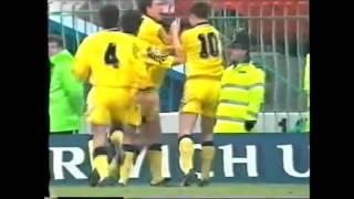 1993 FA Cup 6th Round Man City 2 Tottenham 4