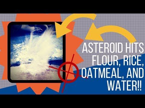 Asteroid Impact Lab