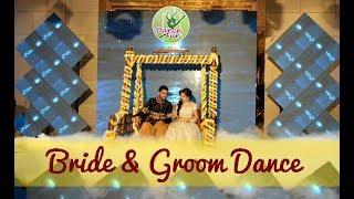 Dance Fun - Bride and Groom Dance | Halka Halka Suroor and Aaj Se Teri | Wedding Choreography