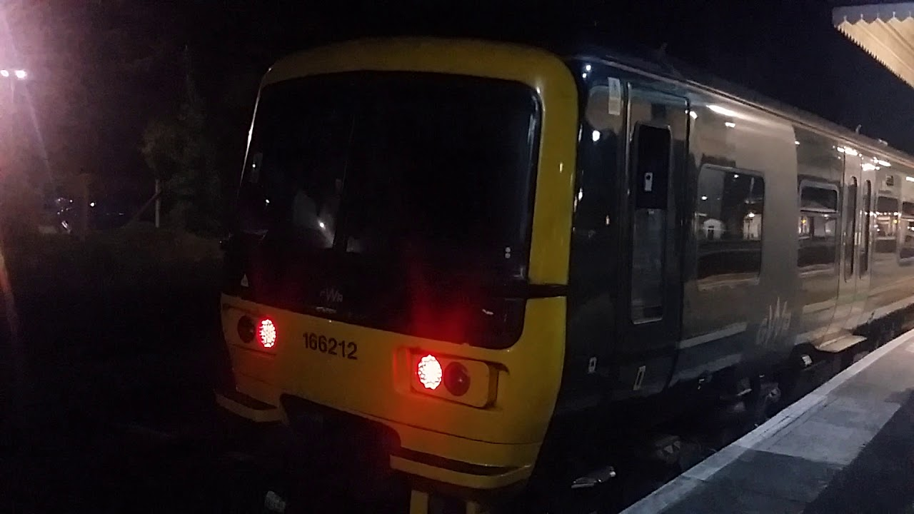 Class 166 Turbo At Exeter St Davids Sunday 1st July 2018 Youtube