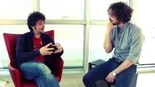 "Max Gazzè - ""Sotto casa Tour"" Intervista esclusiva - pt 2"