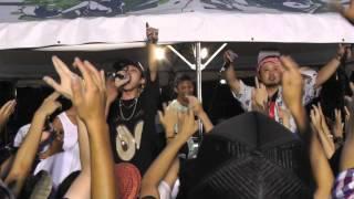2013/8/18に代々木公園で行われたヒップホップの祭「B-BOY PARK2013」 ...