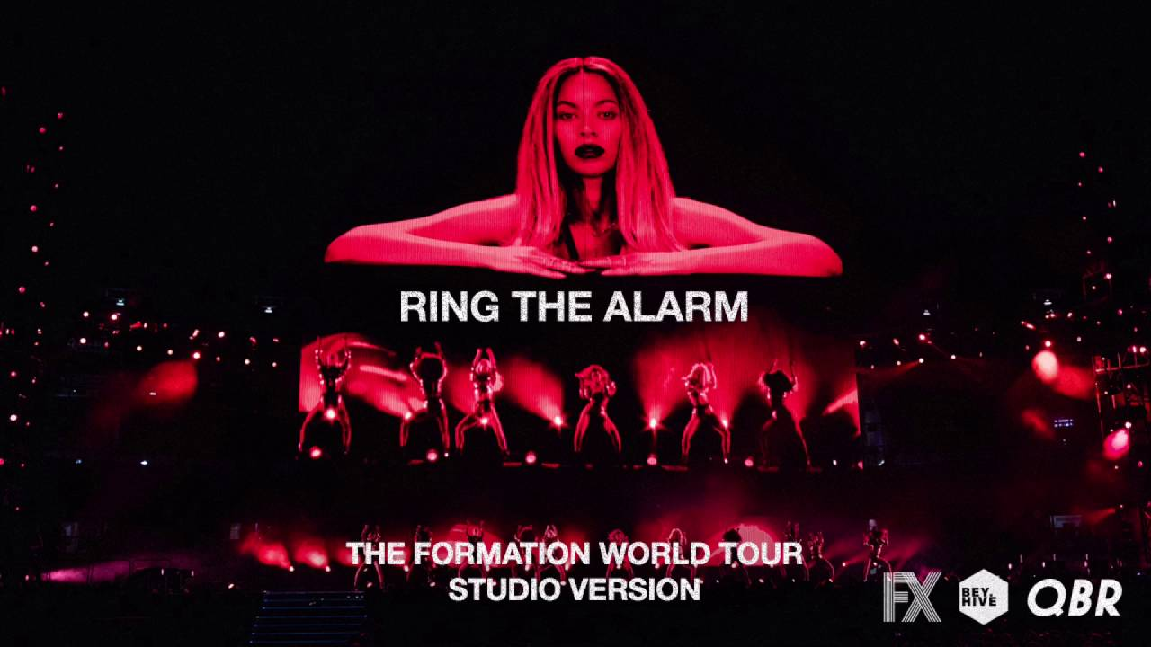 Beyoncé - Ring The Alarm (Live at The Formation World Tour ...