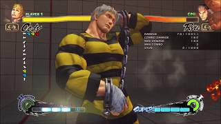 SF4 Omega at a Glance - Cody