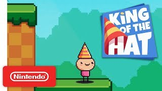King of the Hat - Teaser Trailer - Nintendo Switch
