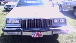 1977 Buick Electra Estate Wagon Blu DaytonaMkt081115