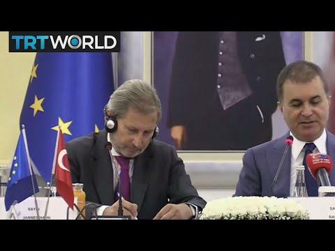 Turkey-EU Relations: Political expert Klaus Jurgens on the EU parliament stance towards Turkey
