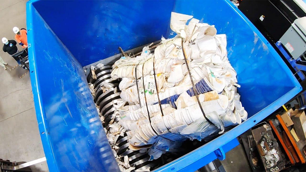 PLASTICS: Rigid Plastic Bale (T140)