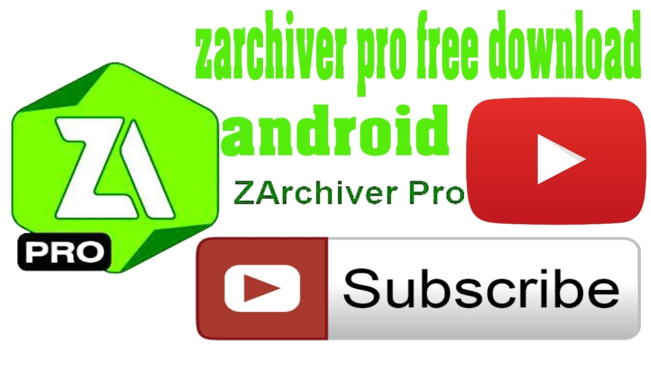 How To Download ZArchiver pro free download android