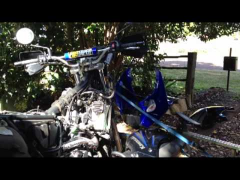KLR 650 Blown Fuse Fix YouTube – Klr 650 Fuse Box Location