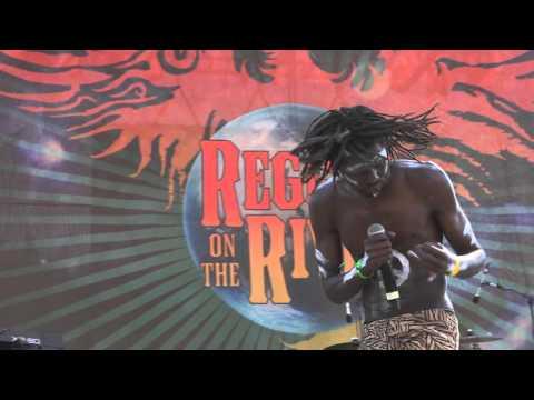 Emmanuel Jal Reggae on the River Aug 1 2015