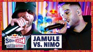 Jamule vs. Nimo   The Takeover - Die ganze Show   Red Bull Soundclash Studio Edition