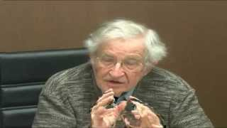 Chomsky at the Academy Colloquium The Biology of Language - 2