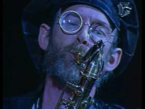 Peter Hammill Quartet (feat. DJ) Live in Moscow - Russian TV Show (Full)