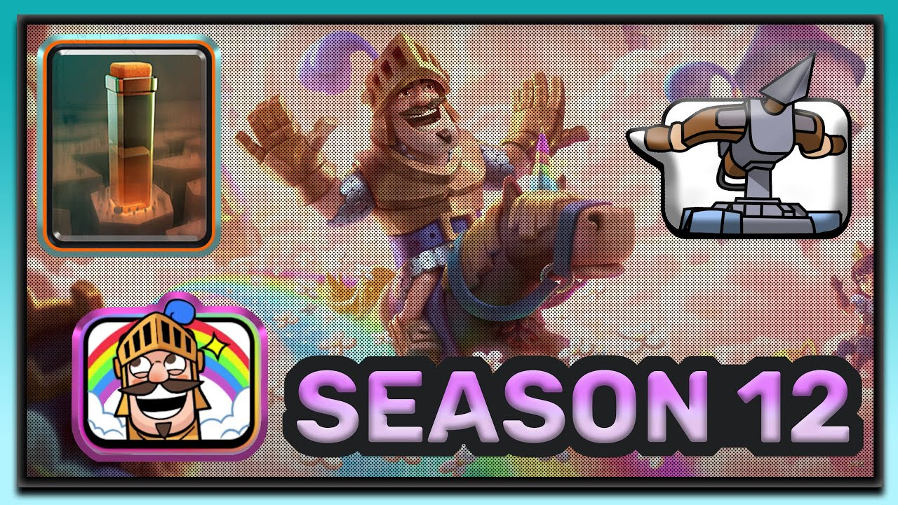 New Xbow-Earthquake Interaction (6/2/20 - Clash Royale Season 12 Balance Changes)