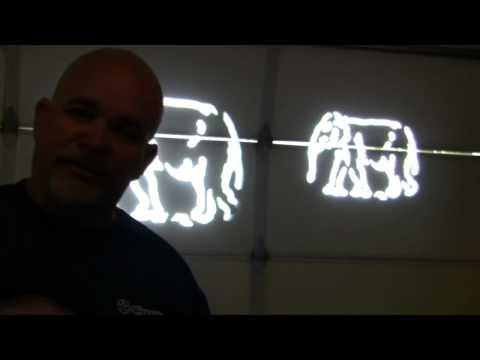 Adj American Dj Stinger Spot Led Moving Head Light