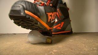 FXR Boots Crush Light Bulb