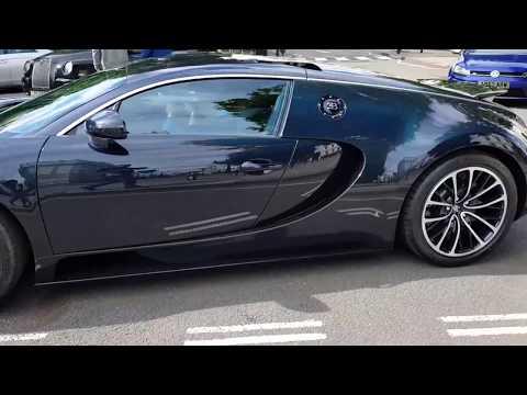 Bugatti Veyron Vitesse - Belgrave square London