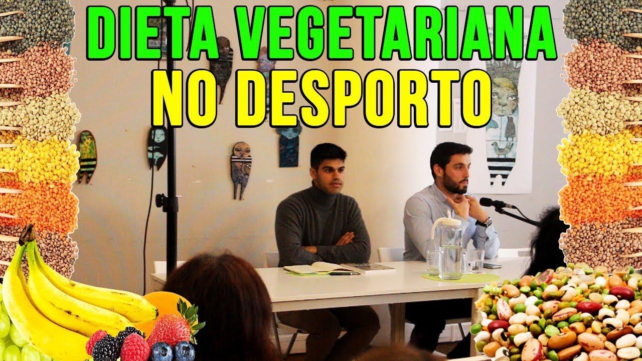 dieta da palestra vegetariana