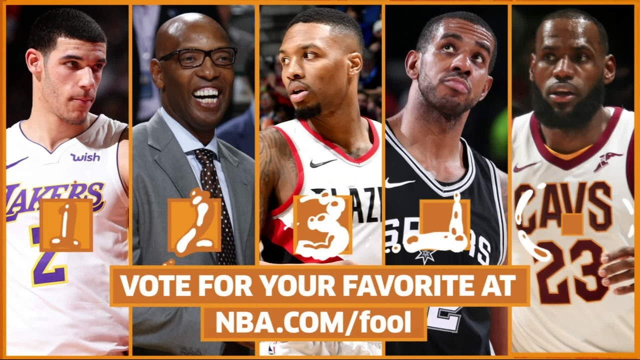 454a59ce4ab Shaqtin  A Fool  Putting the Garbage in Garbage Time