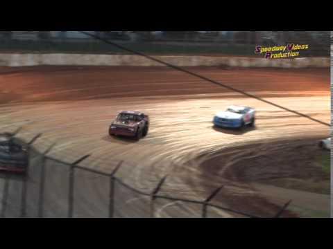 Street Stocks 3-21-15  -  411 Motor Speedway