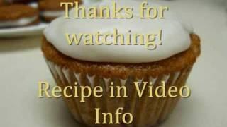 Ep.3 - Vegan Raspberry Cupcakes With Cream Cheese Icing
