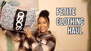 ASOS PETITE TRY ON CLOTHING HAUL 2020 (SHORT GIRL CLOTHING HAUL)