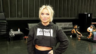 Trisha Paytas Wants Back in The Vlog Squad?! Confessions From Her Heartbreak Tour Rehearsal