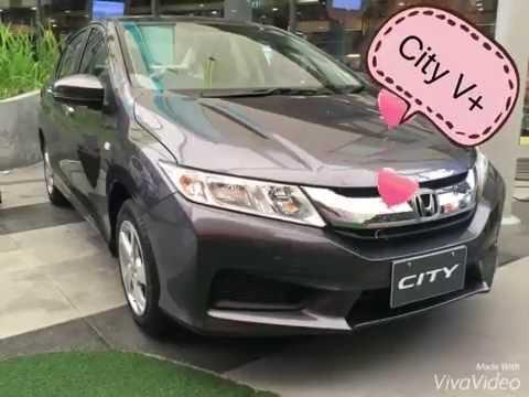 Honda City V+ พรีวิว