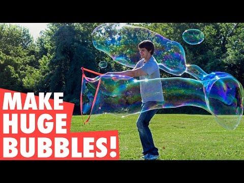 Làm cho bong bóng dài 35 foot!