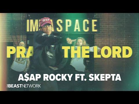 Praise the Lord (Da Shine ) - A$AP Rocky ft. Skepta | Julian DeGuzman Choreography | IMMASPACE 2018