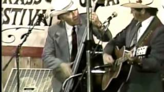 Bill Monroe - Rocky Road Blues