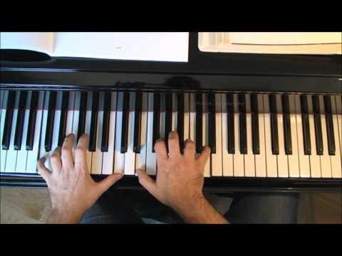 Lezioni di Piano Jazz - Walking Bass e Stride Semplice - Video Lezione n. 2