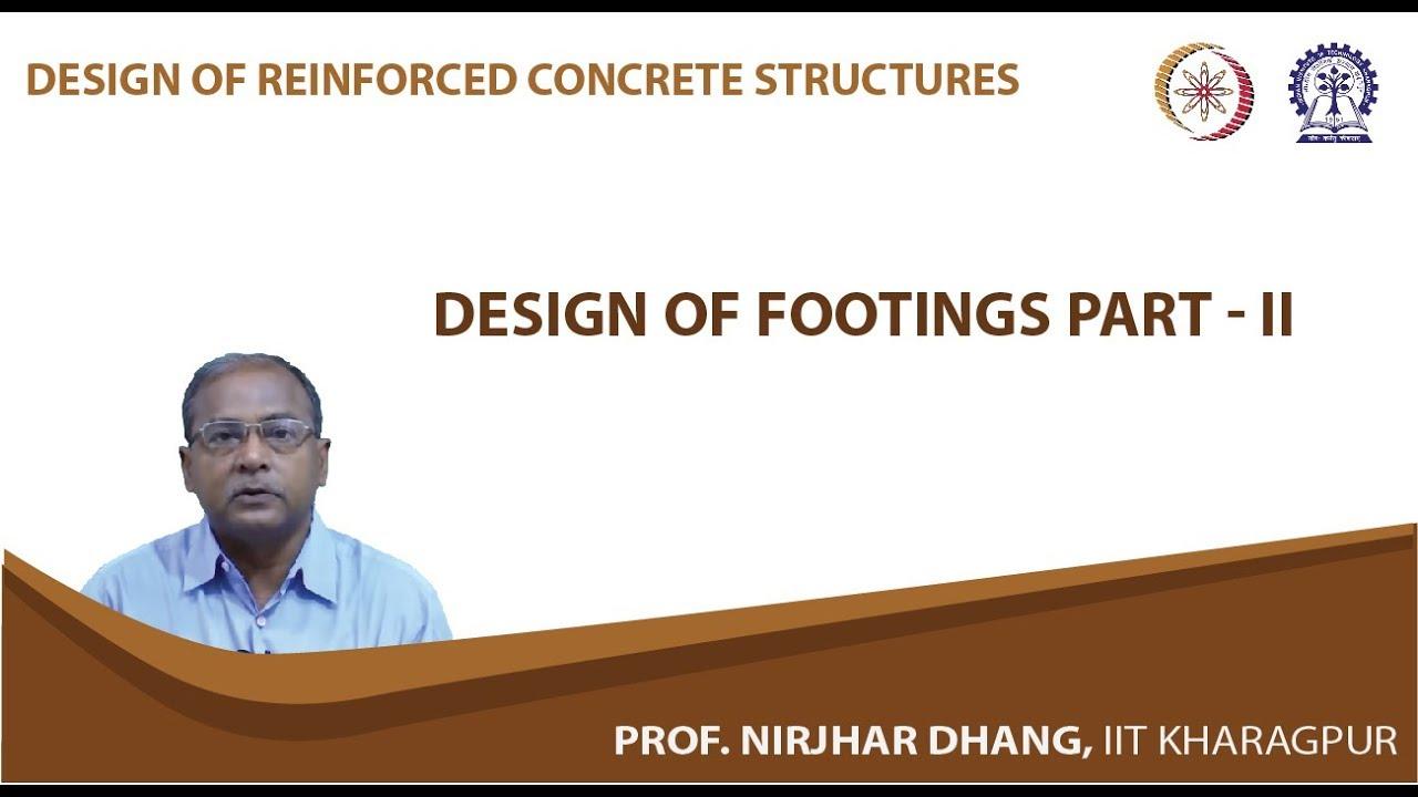Design of Footings Part - II