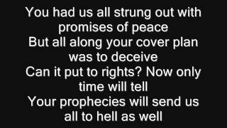 Iron Maiden - The Legacy Lyrics