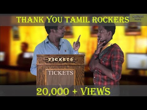 Welcome TamilRockers | Tamilnadu Theatre...