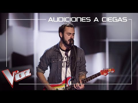 Rosco canta 'Come Together' | Audiciones a ciegas | La Voz Antena 3 2019