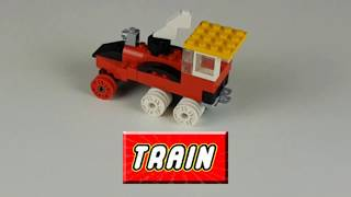 конструктор Lego Bricks on a Roll 10715