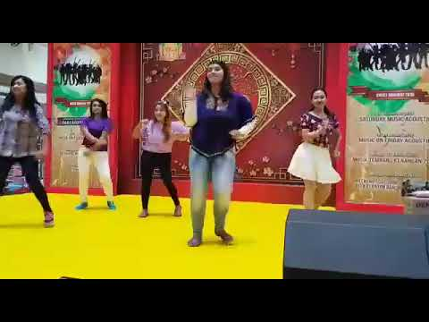 Cinta Tulalit Line Dance bersama ILDI @ Mall Taman Palem Lestari